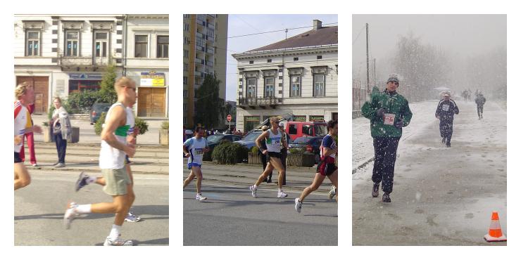 Môj druhý cestný maratón
