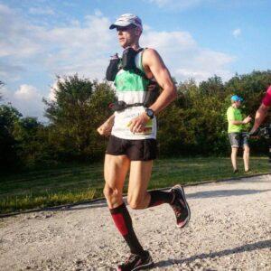 Prvý kilometer po štarte. Foto: behnaboso.sk