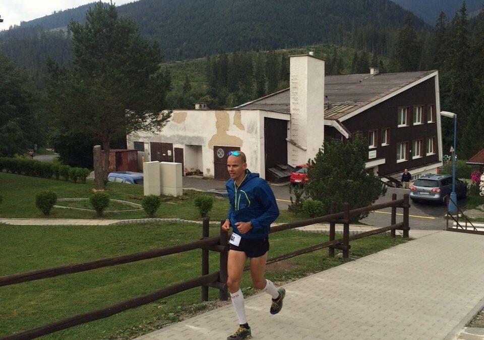 Tatranská šelma ultra 2015 (55 km +3100 m)