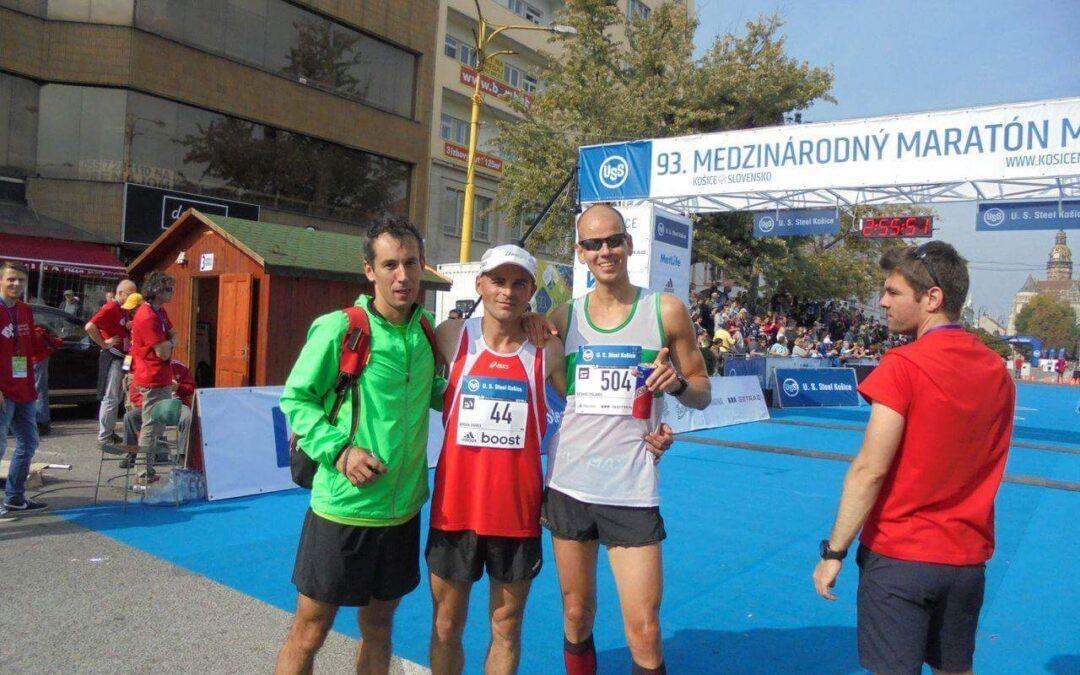 Medzinárodný maratón mieru a moja 6-týždňová príprava