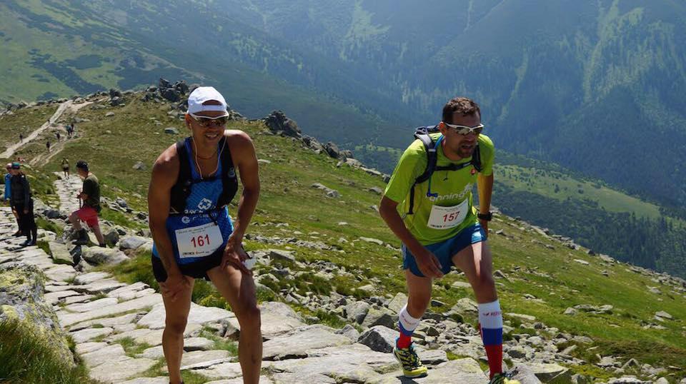 Nonstop beh hrebeňom Nízkych Tatier (46km +2200m)