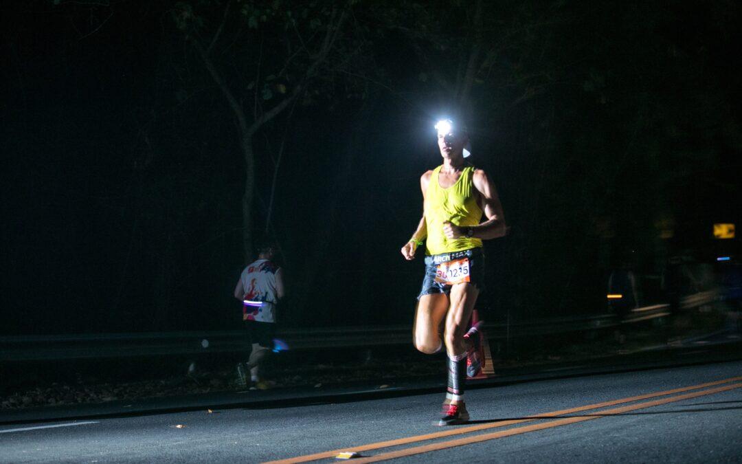 """""""Songkran Night Run"""" (21km +670m), alebo ako som opäť súperil proti keňanom"""